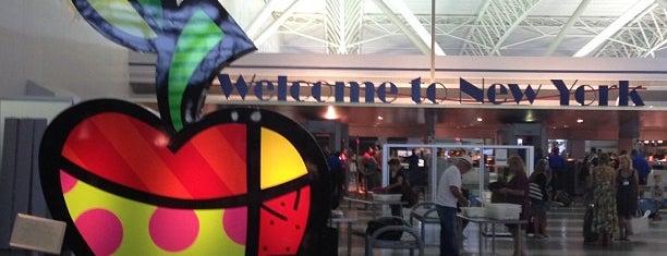존 F. 케네디 국제공항 (JFK) is one of US Airports.