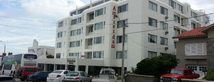 Hotel Amsterdam is one of Posti che sono piaciuti a JOSE.