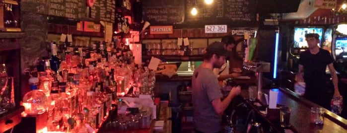 Brooklyn Ice House is one of My Favorite Bars in NYC.
