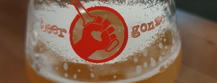 Beer Gonzo is one of Good Ales and Craft Beers.