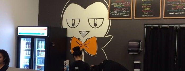 Vampire Penguin is one of Tempat yang Disimpan N9uyen.