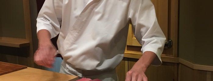 Kurosaki is one of Tokyo Sushi.