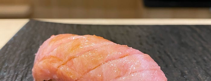 Omakase Room by Tatsu is one of Restaurants to try.