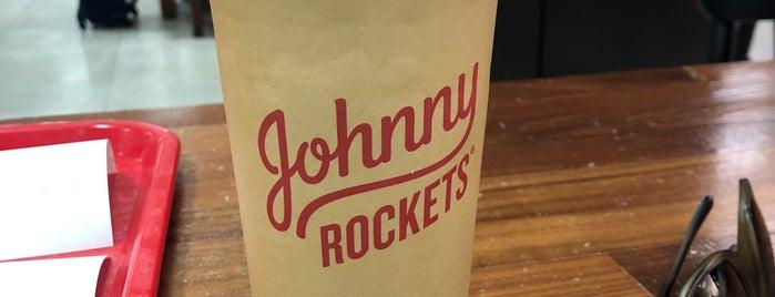 Johnny Rockets is one of Lieux qui ont plu à Ye.