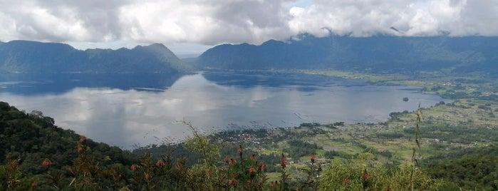 Danau Maninjau is one of My Places :).