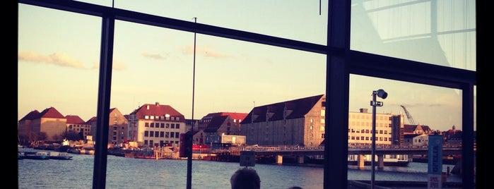 Café & Restaurant Ofelia is one of Kopenhag.