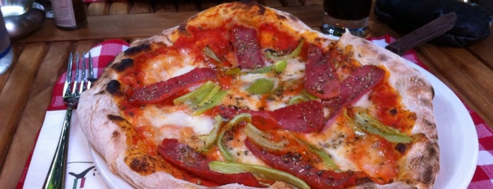 Il Vicino Pizzeria is one of Antalya.