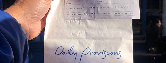 Daily Provisions is one of Locais curtidos por Emily.