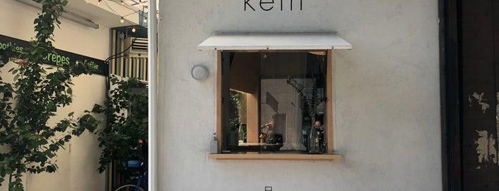 Kettl Tea is one of NYC: Caffeine & Sugar.