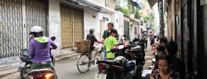 Bánh Mì Hoà Mã is one of vietnam.