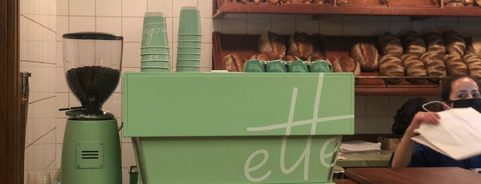 Frenchette Bakery is one of Ellie.