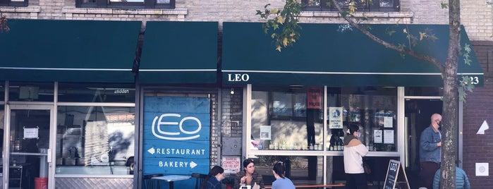 Leo is one of Brooklyn Restos.