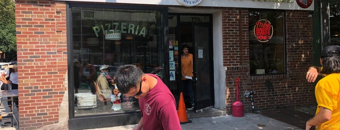 Paulie Gee's Slice Shop is one of Ciao Bella.
