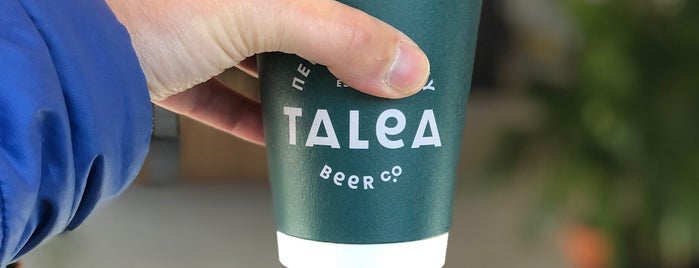 TALEA Beer Co is one of Brooklyn food to do.