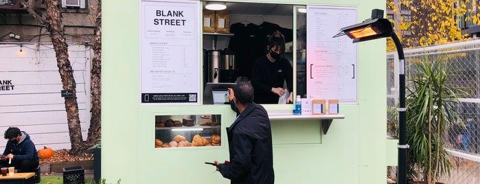 Blank Street Coffee is one of Do: NYC ☕️.