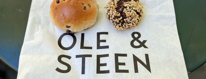 Ole & Steen is one of NYC Treat Day 8+.