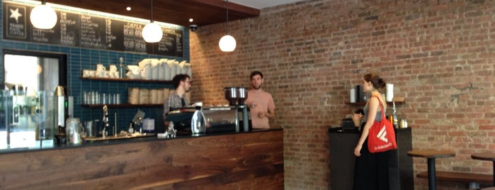 Third Rail Coffee is one of Eating & Drinking in NYC.