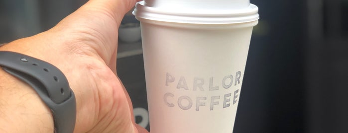 Parlor Coffee Roasting is one of Fort Greene, Brooklyn.