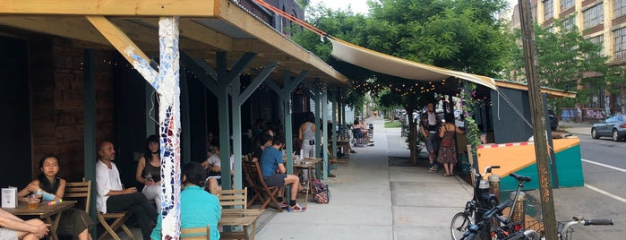 Wild Birds is one of Bars with Outdoor Space.