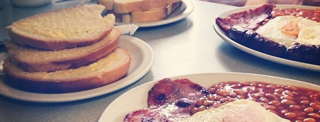 Kennington Lane Cafe is one of Breakfast/Brunch in London.