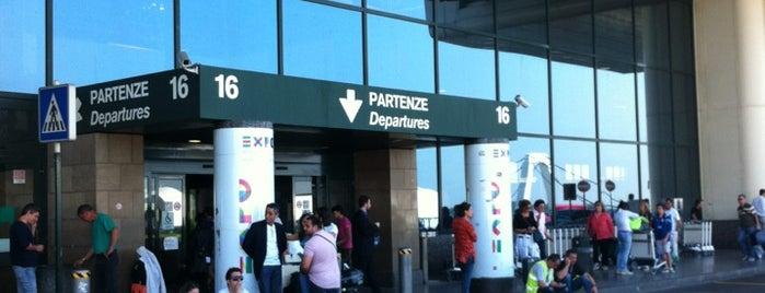 Flughafen Mailand-Malpensa (MXP) is one of Orte, die Pavel gefallen.