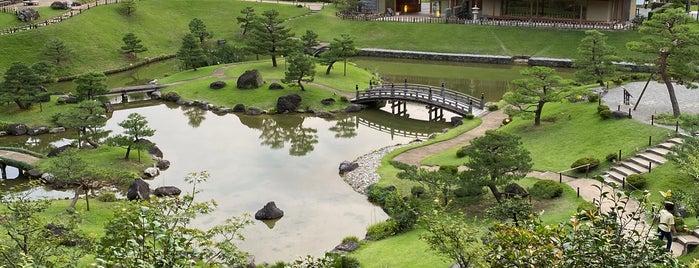 Gyokusen-inmaru Garden is one of 金沢関係.