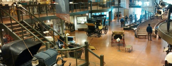 Carriage Museum is one of Historical Sites, Museums.
