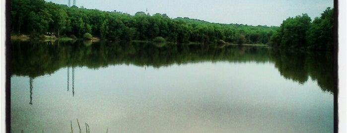 Sinekli Gölü is one of Lieux sauvegardés par Melih.