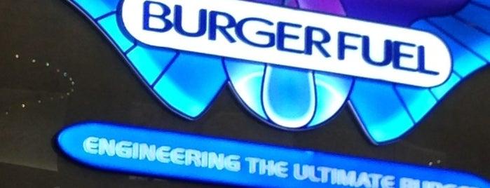 BurgerFuel is one of Lugares guardados de BurgerFuel.
