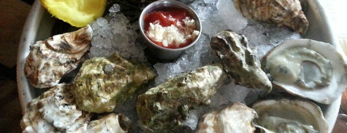 The Mermaid Inn is one of Uber's Guide to New York Oyster Week.
