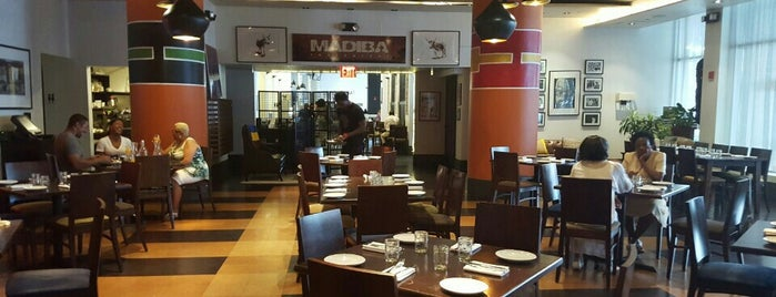 Madiba Harlem is one of Pay with Cover at These Manhattan Restaurants.