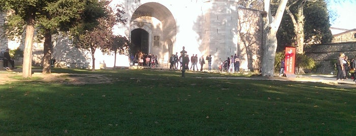 Topkapi is one of Istanbul Must See.