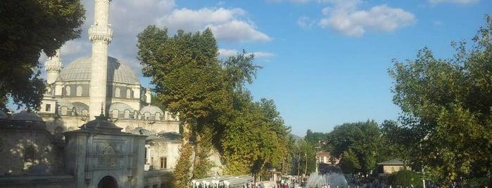 Eyüpsultan Meydanı is one of Istanbul Must See.