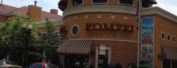 Pompei is one of Restaurants.