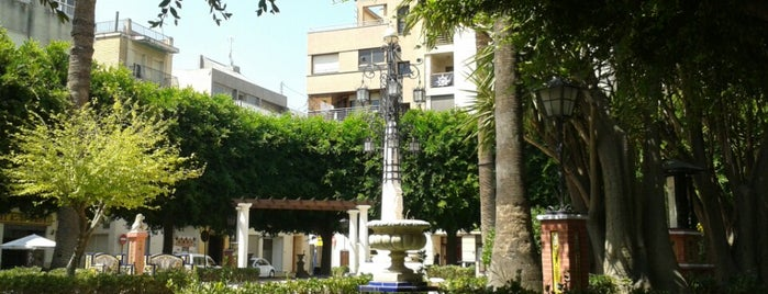 Plaza Nueva is one of Casa Mama.