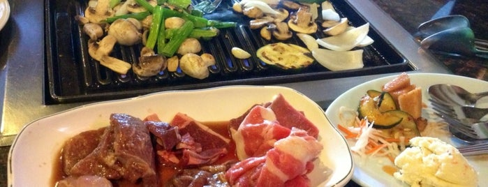 Jeong Won Korean BBQ is one of Guide to San Diego's best spots.