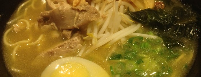 Rakiraki Ramen & Tsukemen is one of Diego's Liked Places.
