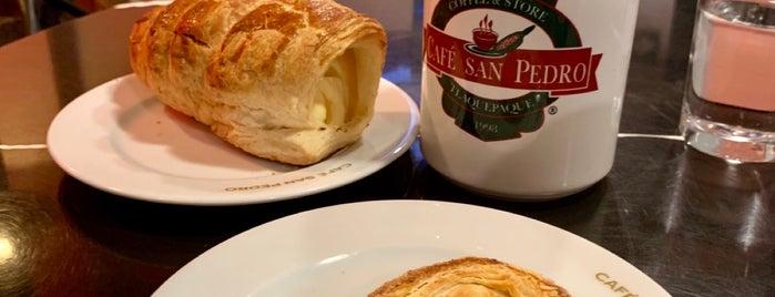 Café San Pedro is one of Jhalyv'ın Beğendiği Mekanlar.
