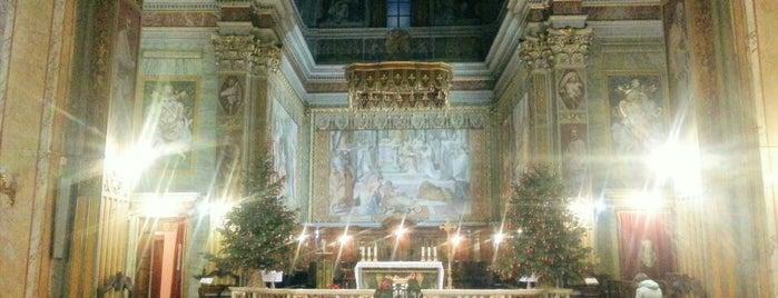 Chiesa di San Girolamo della Carità is one of Rome / Roma.