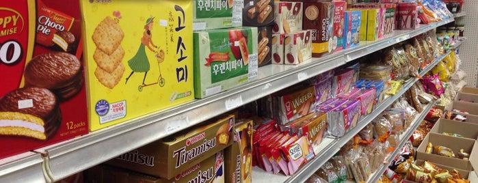 Lotte Oriental Food Market is one of SE.
