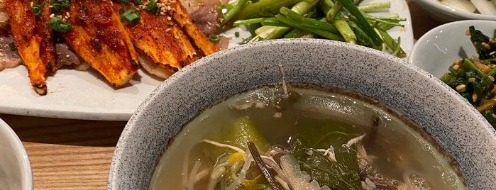 ILHOCHIC is one of Seoul Food.