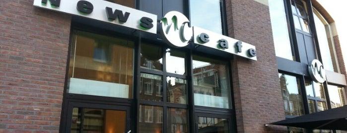 News Café is one of สถานที่ที่ Daniele ถูกใจ.