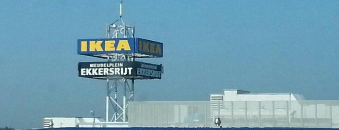 IKEA is one of Tempat yang Disukai Iris.