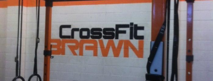 Crossfit Brawn is one of Tempat yang Disukai El Micho.