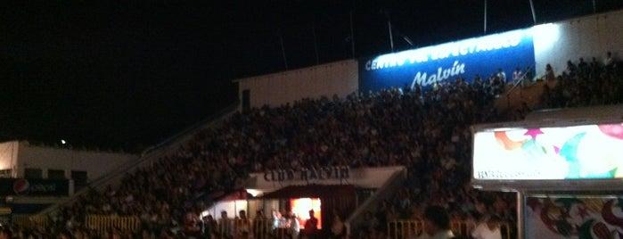 Club Malvín is one of Orte, die Agustin gefallen.