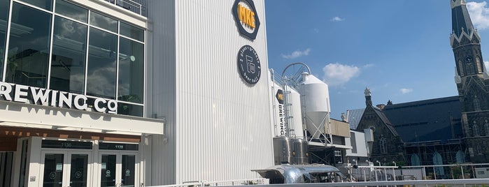Milwaukee Brewing Company is one of Chicago area breweries.