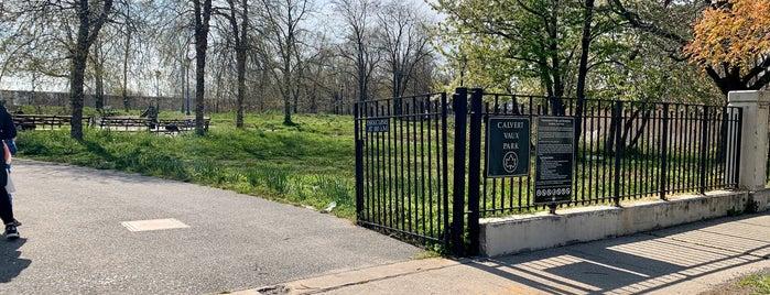 Calvert Vaux Park is one of Orte, die Blake gefallen.