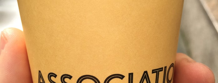 Association Coffee is one of Cafés EU.