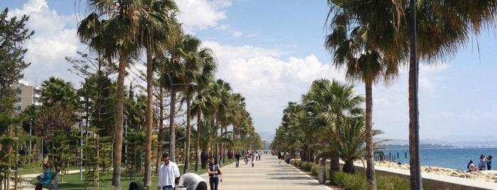 Promenade is one of cyprus.