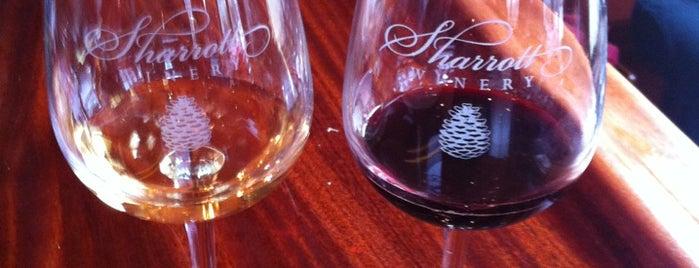 Sharrott Winery is one of Wineries & Vineyards.